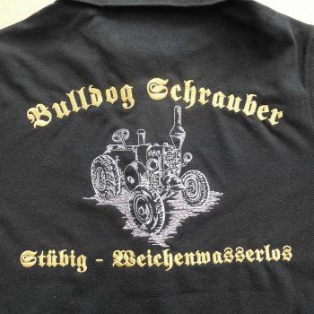 Bestickung nach Vorlage und Stickdatei | Stickerei Benno Müller, Bamberg