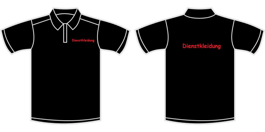 Bestickte Poloshirts für Dienstkleidung