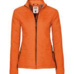 HAKRO Loftjacke Damen Farbe orange