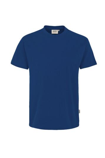 HAKRO T-Shirt Mikralinar Farbe ultramarinblau