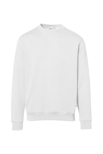 HAKRO Sweatshirt Premium Farbe weiß